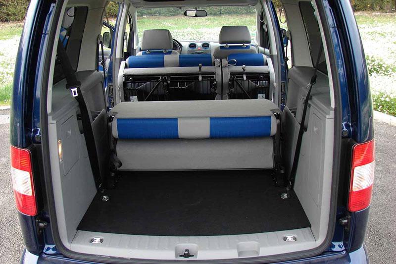 Минивэн Volkswagen Caddy Maxi - его характеристики и описание с фото