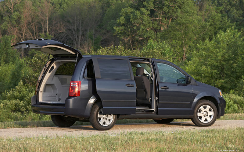 Минивэн Dodge Grand Caravan