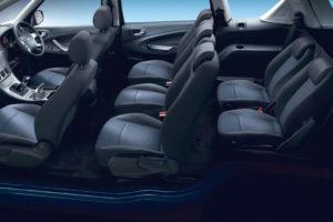 Семиместный Ford S-MAX