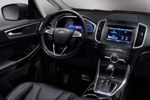 Руль и панель приборов Ford S-MAX