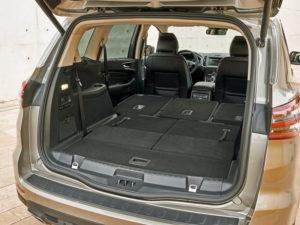 Багажник Ford S-MAX