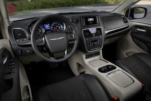 Рулевое управления автомобиля Chrysler Town&Country