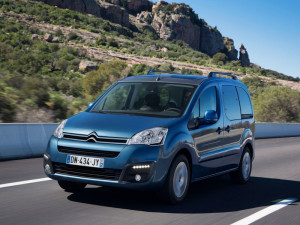 Минивен Citroen Berlingo