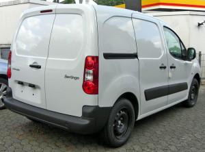 Citroen Berlingo в виде фургона