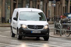 Mercedes-Benz Citan - вид спереди