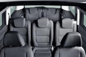 Салон автомобиля Seat Alhambra