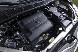 Под капотом Toyota Sienna