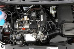 Под капотом Volkswagen Caddy