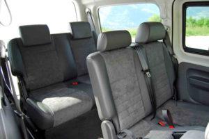 Сиденья Volkswagen Caddy