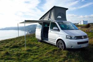 Volkswagen California на пикнике