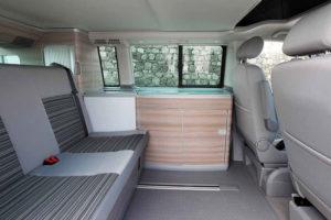 Volkswagen California - дом на колесах