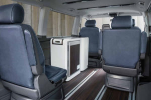 Роскошный салон Volkswagen Multivan