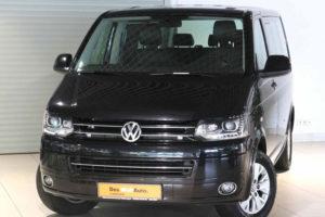 Volkswagen Multivan - вид спереди