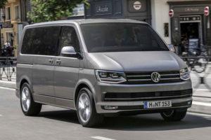 Минивэн Volkswagen Multivan