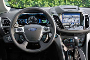 Рулевое управление Ford C-Max