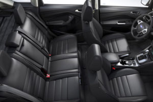 Сидения в автомобиле Ford C-Max