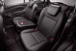 Сидения минивена Ford Grand C-Max
