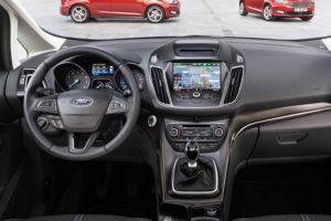 Рулевое управление и приборная панель Ford Grand C-Max