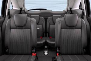 Салон Ford Grand C-Max