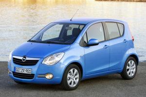 Микровэн Opel Agila