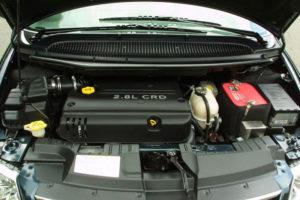 Под капотом Chrysler Voyager