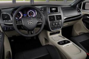 Рулевое управление и приборная панель Dodge Grand Caravan