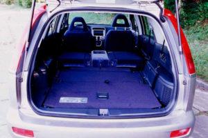 Багажник в Honda Stream