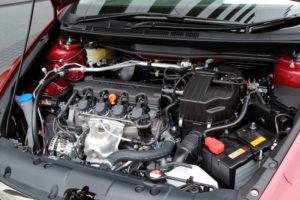 Honda Stream - под капотом