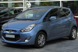 Минивэн Hyundai ix20