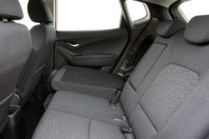 В салоне Hyundai ix20