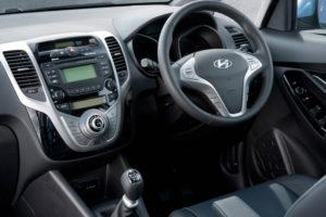 Руль и панель управления Hyundai ix20