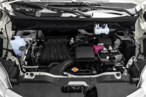 Под капотом Nissan NV200