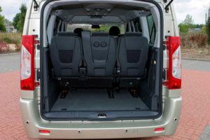 Багажник Peugeot Expert Tepee