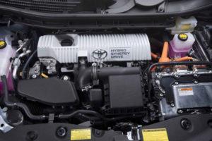 Под капотом Toyota Prius+